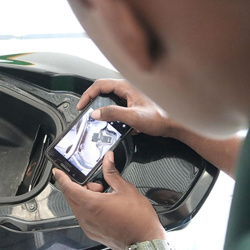Empresa Que Faz Vistoria para Transferência de Carros Blindados Km 18 - Vistoria para Transferência Moto