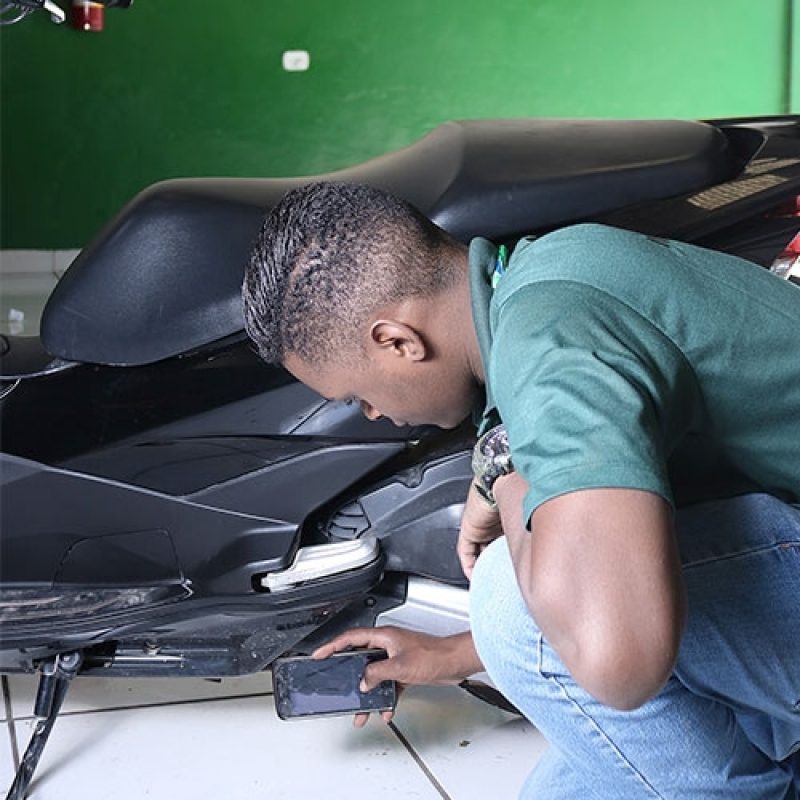 Laudo para Transferência de Moto Distrito Industrial Autonomistas - Laudo para Transferência de Moto