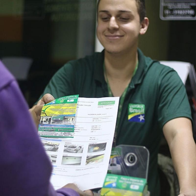 Orçamento do Laudo Ecv Veicular Jaguaribe - Laudo Ecv para Veículo