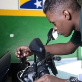 empresa de laudo para transferir moto Santo Antônio