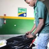 laudo detran isenção valor Distrito Industrial Mazzei