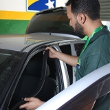 laudo para transferência de carros blindados Jardim Veloso