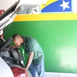 laudo para transferência de veículos leves mais barato Jardim Monte Alegre