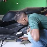 laudo para transferência moto